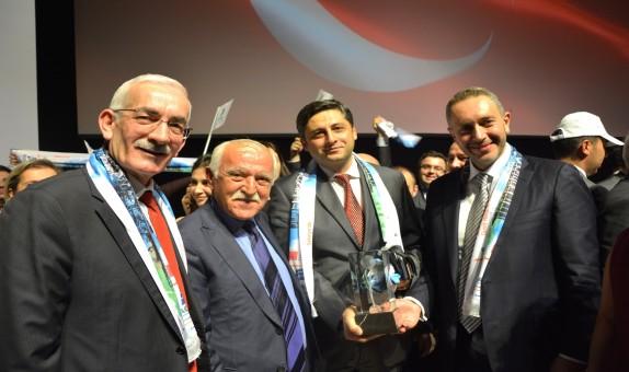 AGDAŞ'a Türkiye Mükemmellik Ödülü