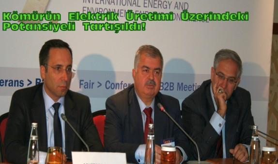 ICCI 2013 Organizasyon ve Danışma Komitesi Toplantısında  Kömürün Elektrik Üretimi Üzerindeki Potansiyeli Konuşuldu