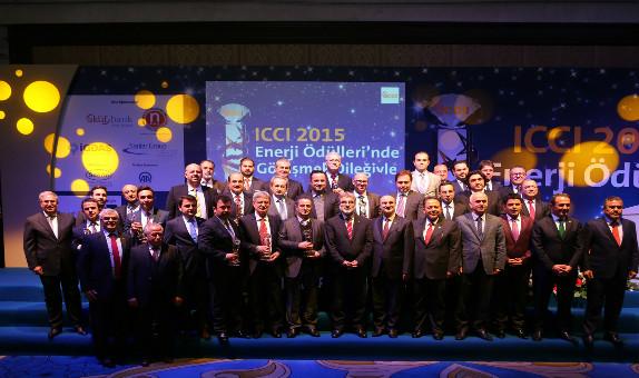 ICCI 2014 Enerji Ödülleri Sahiplerini Buldu
