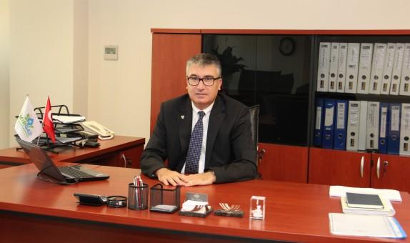 İzmir Doğalgaz'ın Yeni Genel Müdür Yardımcı Cebrail Özdemir