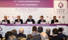 14. Uluslararası Petrol ve Gaz Konferansı Düzenlendi