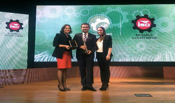 VitrA ve Artema'nın Sürdürülebilirlik Yönetimi Sistemi Blue Life'a Ödül Yağıyor