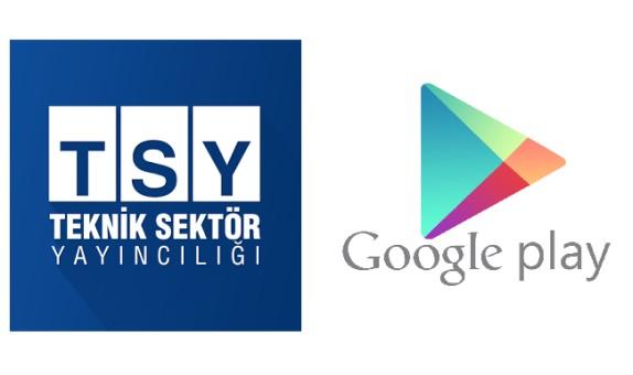 Yayınlarımıza Artık Android İşletim Sistemli Akıllı Telefon ve Tabletlerinizden Ulaşabilirsiniz