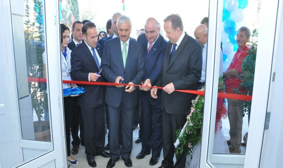 DemirDöküm Azerbaycan'daki Yatırımlarına Devam Ediyor