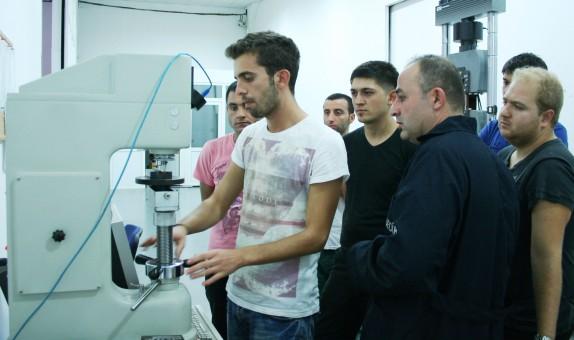 GEV'de Yılın Son Uluslararası Kaynak Mühendisliği Sınıfları Kasım ve Aralık'ta Açılıyor