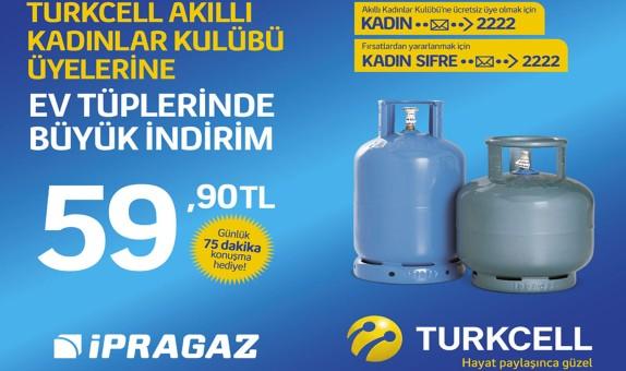 """İpragaz Ve Turkcell'den """"Akıllı Kadınlar"""" Kulübü Üyelerine Avantaj Devam Ediyor"""