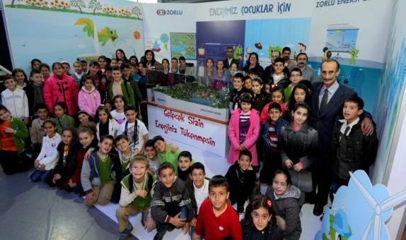 Zorlu Enerji'nin İnteraktif Enerji Eğitimleri Şişli Bilim Merkezi'nde Çocuklarla Buluşuyor
