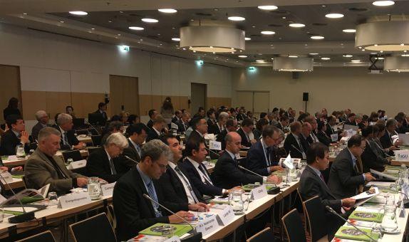 """İGDAŞ, IGU Genel Kurulu'na """"Kurucu Üye"""" Olarak Katıldı"""