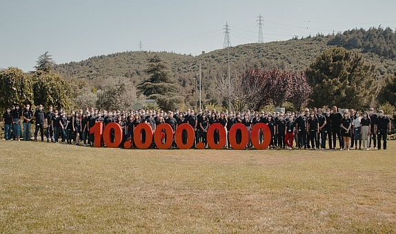 Bosch Termoteknoloji Manisa Fabrikası 10.000.000 Kombi Üretti