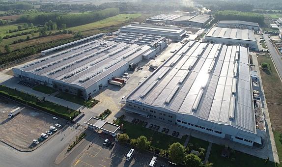 Daikin, Yeşil Fabrikası'nda Kendi Enerjisiyle Çevreci Üretim Yapıyor
