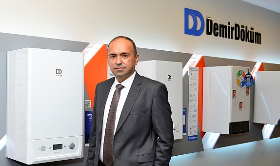 """DemirDöküm Satış Direktörü Ufuk Atan: """"Her Koşulda DemirDöküm Yanınızda"""" class="""
