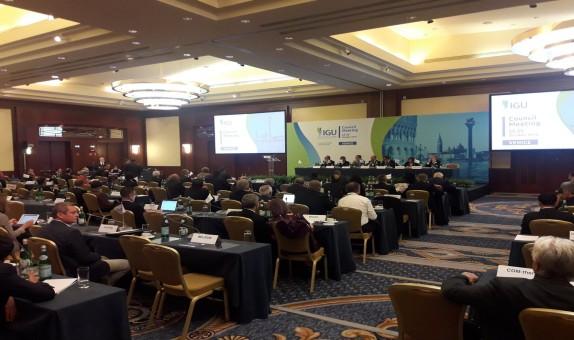 İGDAŞ, 'Doğalgazla Desteklenen Sürdürülebilir Bir Gelecek' Toplantısına Katıldı
