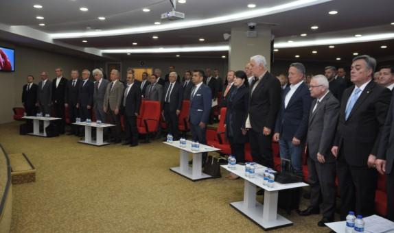 İSİB Olağan Seçimli Genel Kurulu Yapıldı