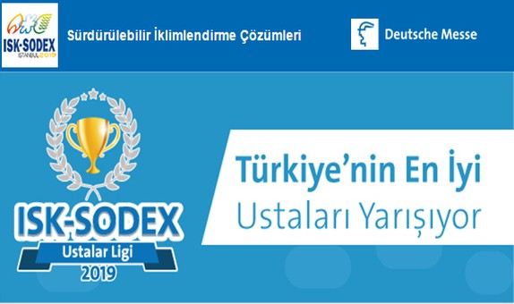 ISK-SODEX Ustalar Ligi Başvuruları Başladı