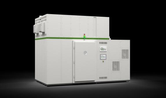 RES Enerji, Yüksek Verimli Endüstriyel Gıda Kurutma Sisteminin Üretimine Başladı!