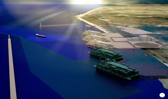 Rönesans ve Saipem'den LNG'ye  2,2 Milyar Euro'luk İmza
