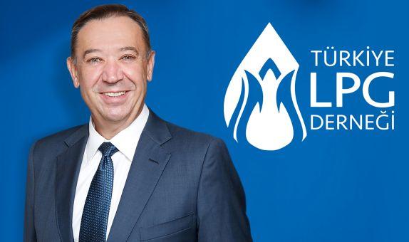 Türkiye LPG Derneği Başkanlığı'na Eyüp Aratay Yeniden Seçildi