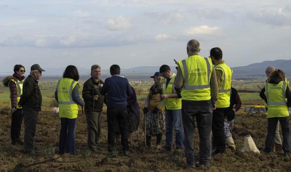 300 Bin Fidan TANAP ve Orman Genel Müdürlüğü İş Birliğiyle Büyüyecek