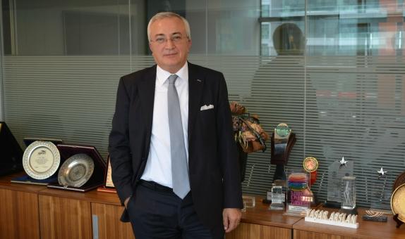 Aksa Doğalgaz Yönetim Kurulu Başkanı Yaşar Arslan: 'Sektör Yatırım Oranının Yüzde 50'sini Gerçekleştiriyoruz'