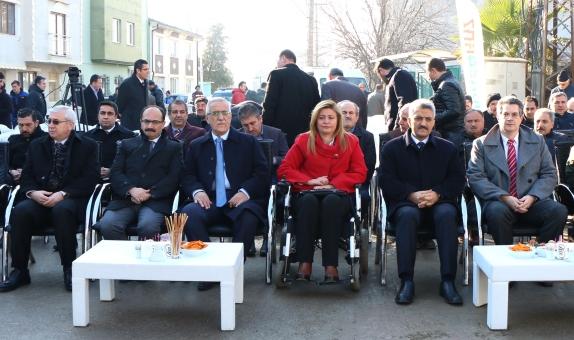Bursagaz Gürsu'nun 6 Köyüne Daha Doğalgaz Ulaştırdı