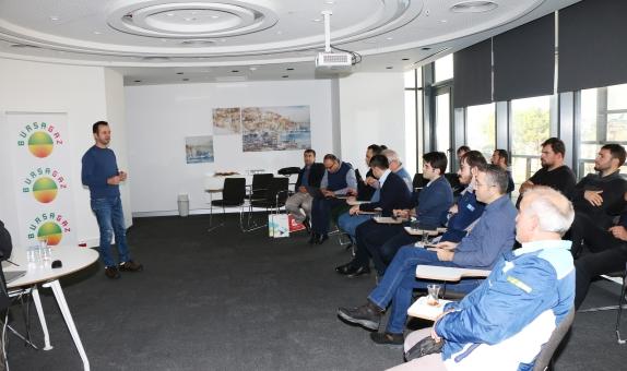 Bursagaz'dan 'Güvenli Doğalgaz Kullanımı' Eğitimi