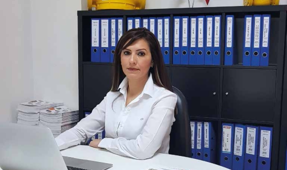 Gastech Genel Müdür Yardımcısı Burcu Karakaş: 'Hedefimiz Dünya Pazarında İlk Üç Şirketten Biri Olmak'