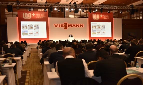 Viessmann Bayi Toplantısı Düzenledi