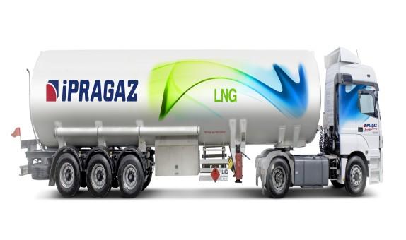 Kefken'e Doğalgaz LNG ile Ulaştı