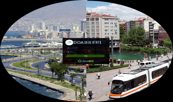 ESGAZ ve İzmirgaz Bütünleşik Altyapı Bilgi Sistemleri Projesi