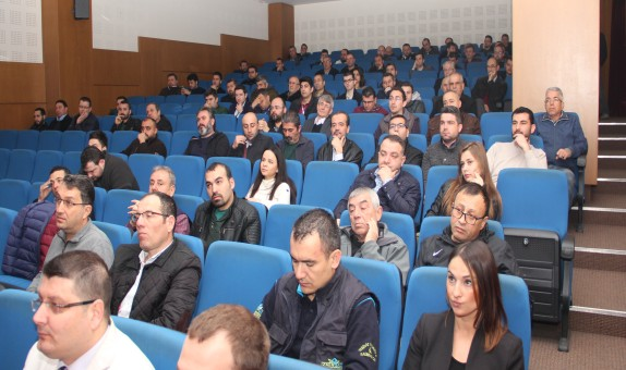 İzmir Doğalgaz Sertifikalı Firmalarla Bir Araya Geldi