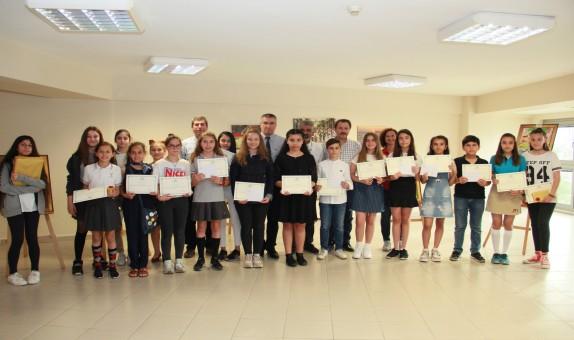 İzmirgaz'ın 'Hayalimdeki Çevre' Resim Yarışması Sonuçlandı