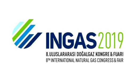 INGAS 2019 Doğalgazın Liderlerini İstanbul'da Buluşturuyor