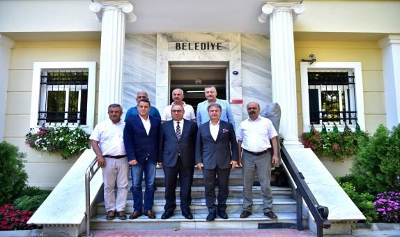 İzmir Doğalgaz ve Bornova Belediyesi'nden İşbirliği