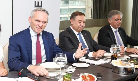SHV Energy: 'Türkiye Bizim için Optimum Fayda Sağlayan Pazar'