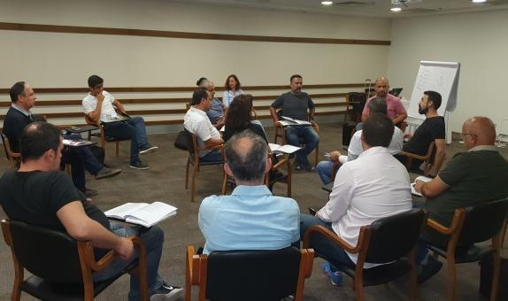 İzmir Doğalgaz Çalışanlarına Kişisel Gelişim Eğitimi