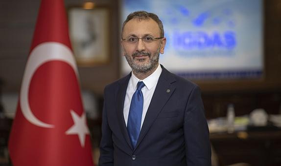 İGDAŞ Genel Müdürü Dr. Mithat Bülent Özmen: 'Covid-19 İçin En Hazırlıklı Kurumlardan Biriyiz'
