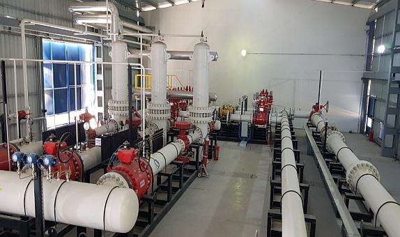 Doğalgaz İstasyonlarında Pilot Gazı Isıtıcısı: Vorteks Tüpü