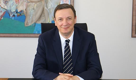 Ayvaz İcra Kurulu Başkanı Serhan Alpagut: 'Pandemi Çin'de Başladığı Anda Planlamalarımıza Başlamıştık' class=