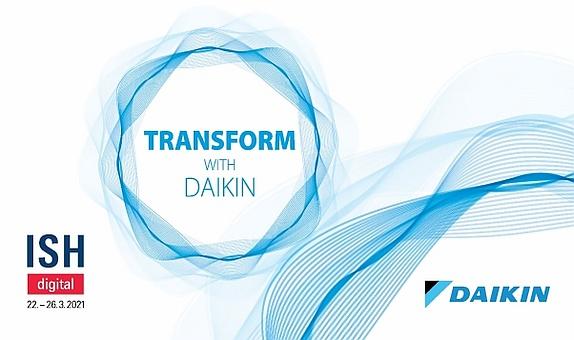 Daikin Europe, ISH Digital 21'e Premium Sponsor Olarak Katılacak