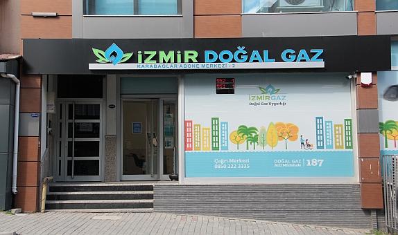 İzmir Doğalgaz, Karabağlar'da İkinci Abone Merkezini Açtı