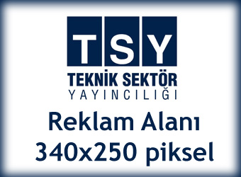 Teknik Sektör Yayıncılığı Banner 340x250px